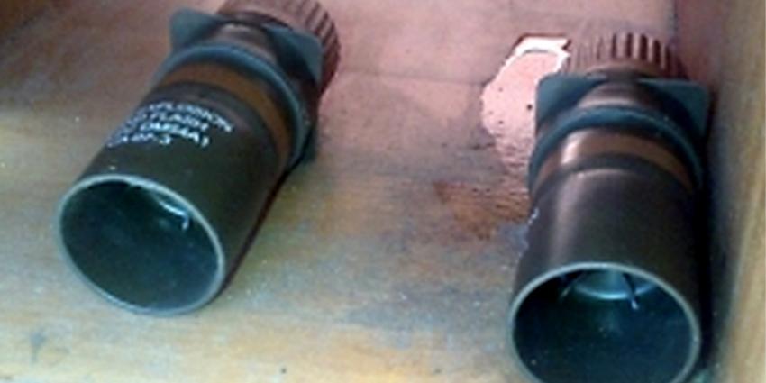 Politie ontdekt grote hoeveelheid wapens en granaten in woning in Hoorn