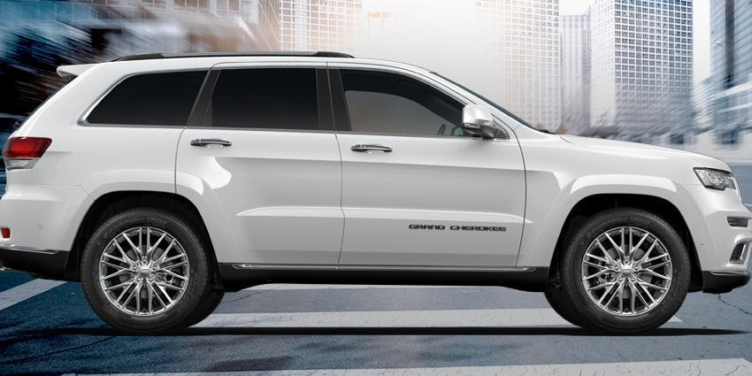 RDW gaat Jeep Grand Cherokee onderzoeken op sjoemelsoftware