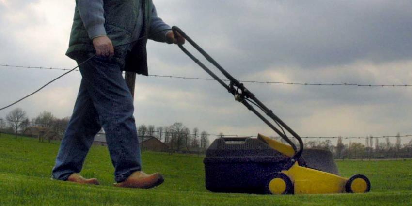 Waterschappen en het Rijk maken van gras karton