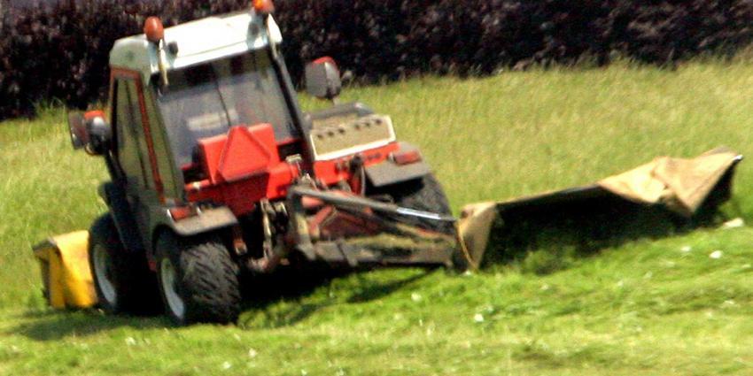 Kindje (6) ernstig gewond na ongeval met grasmaaier