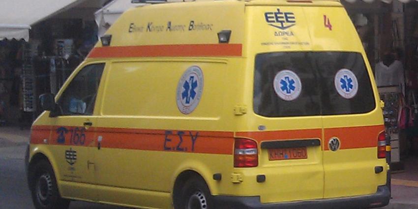 Drie Nederlanders aan boord van brandende veerboot bij Griekenland