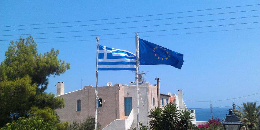 EU akkoord met krediet aan Griekenland