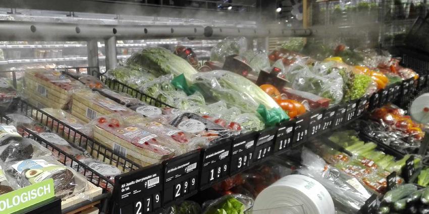 Supermarkten willen in 2025 naar 20% minder verpakkingen