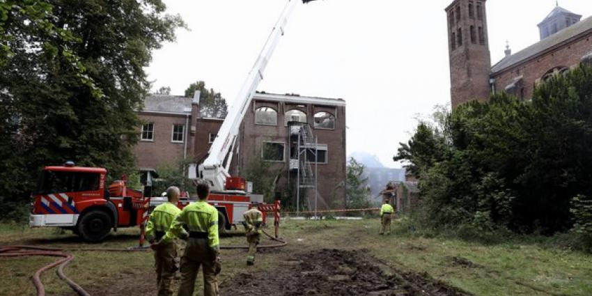 brand, landgoed haarendael, verwoesten, complex