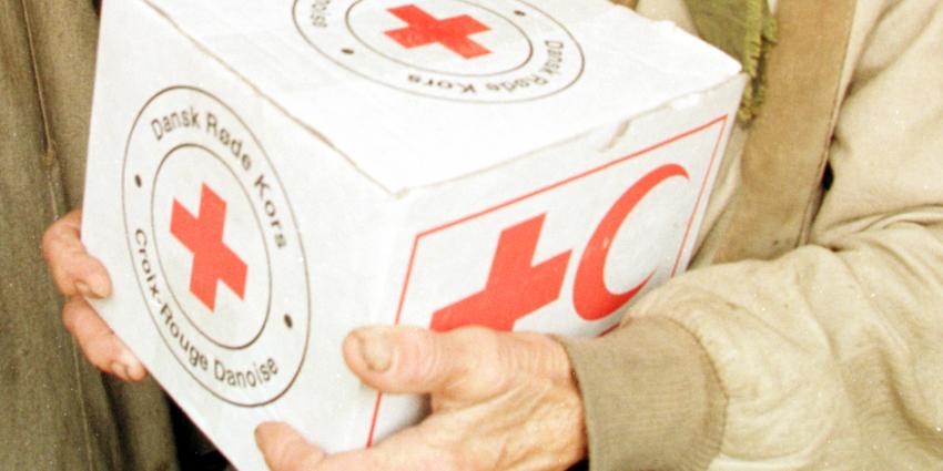 Na bommen ook voedseldropping door Nederland in Syrië