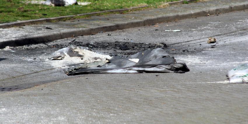 Veel schade in Amsterdam na ontploffing explosief