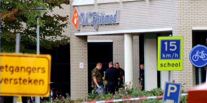Opnieuw explosief aangetroffen bij bedrijfspand in Amsterdam