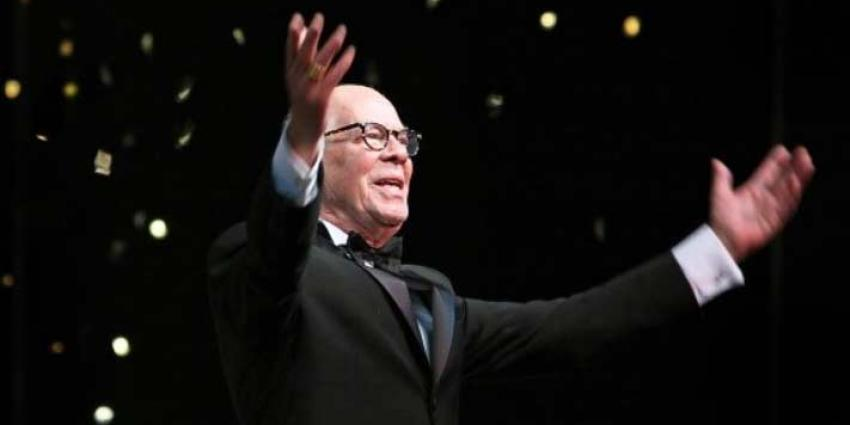 Hans van Manen krijgt hoge Franse onderscheiding 'des Arts et Lettres'