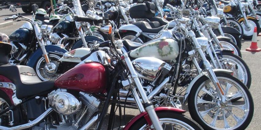 Leden motorclub aangehouden voor afpersing
