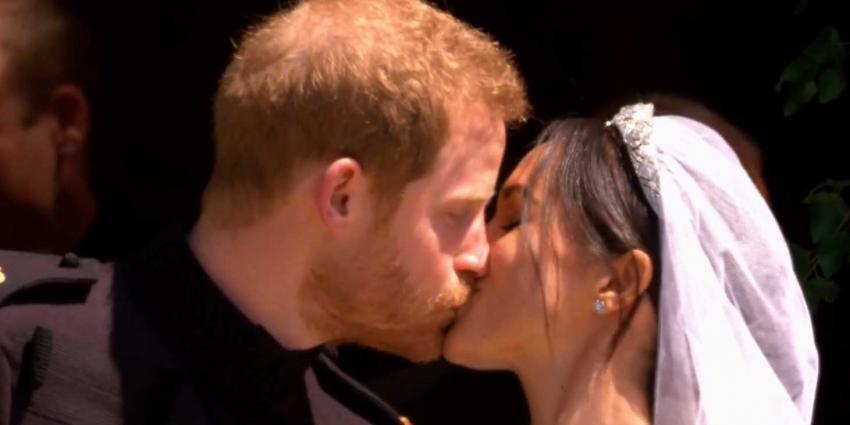 Harry en Meghan zijn getrouwd