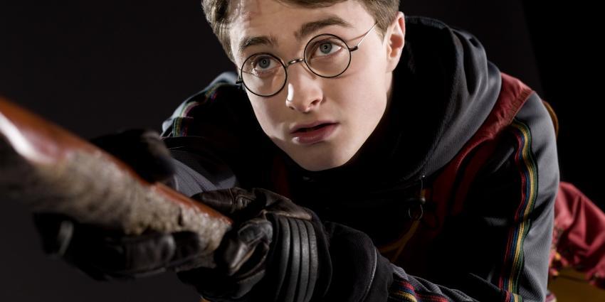 Nieuw boek Harry Potter