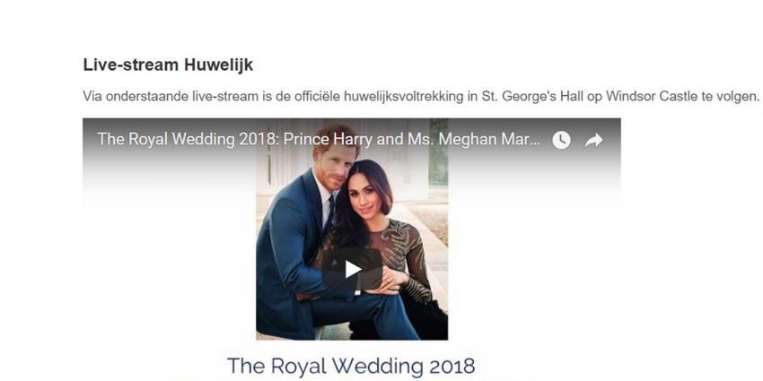 Harry & Meghan krijgen titel hertog en hertogin van Sussex