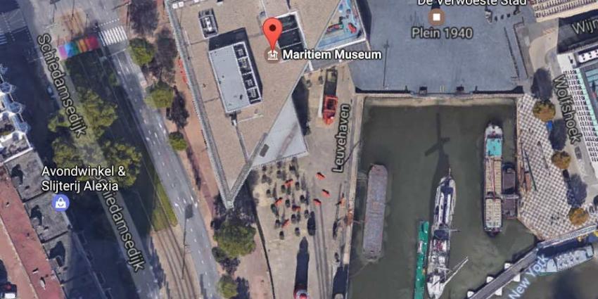 Maritiem Museum stoot scheepswerf Koningspoort af