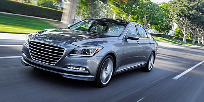 foto van Hyundai Genesis | Hyundai