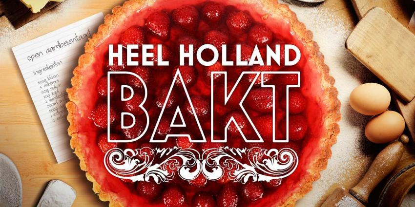 Geurtelevisie bij Heel Holland Bakt blijkt 1 aprilgrap