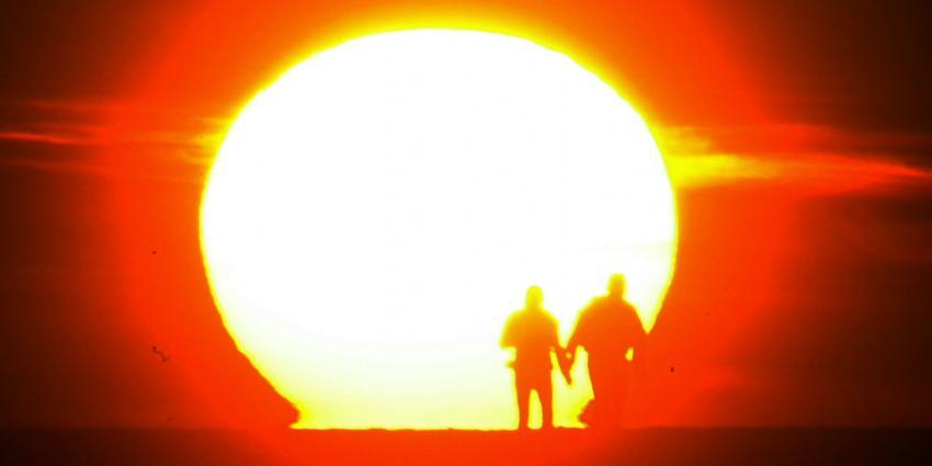 Vandaag wel zomers 30°C