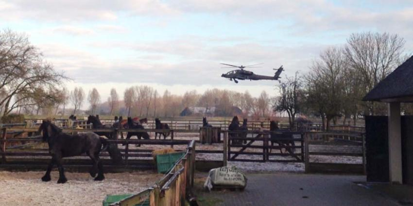 foto van politiehelikopter | fbf