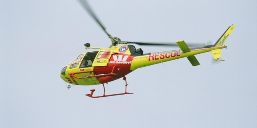 Reddingshelikopter neergestort in Italië