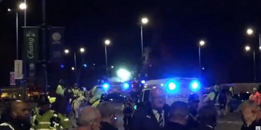 Eigenaar voetbalclub Leicester City zat in gecrashte helikopter