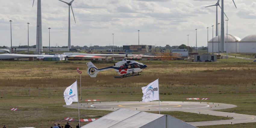 heliport-eemshaven