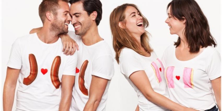 HEMA brengt t-shirt uit voor EuroPride