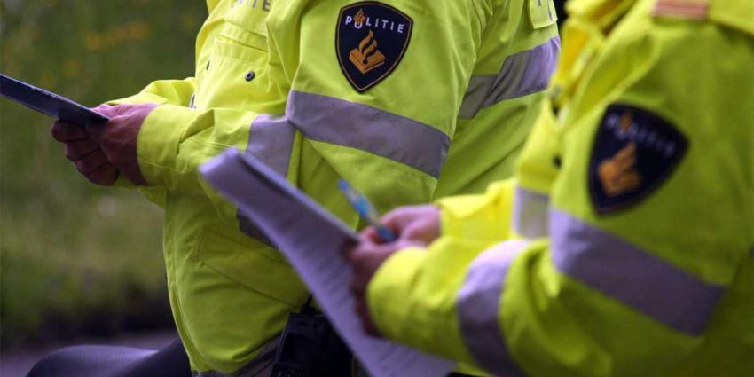 Drugs en wapen aangetroffen bij aanhouding voor openstaande boete