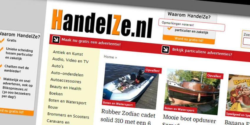 HandelZe.nl het nieuwe tweedehands platform