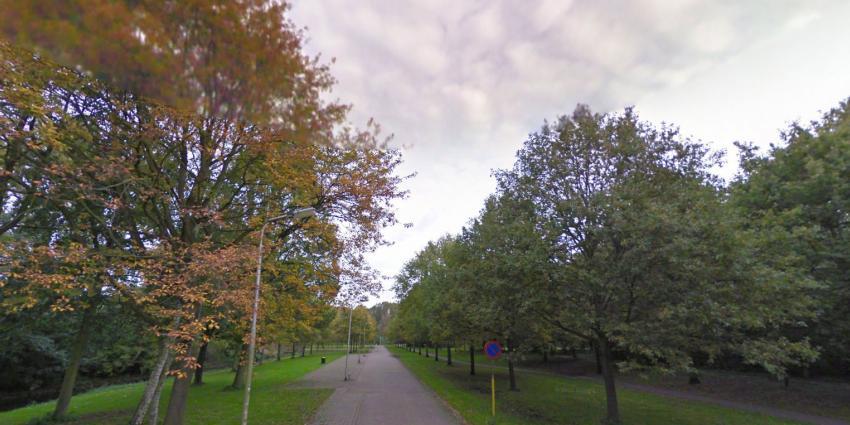 foto van moordplek | Google streetview