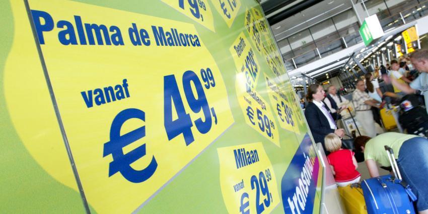 Consumenten zijn meer kwijt door duurdere vakanties