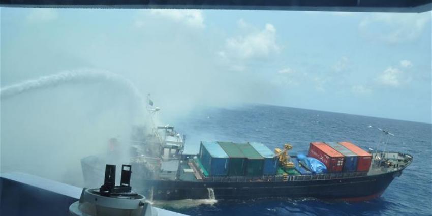 foto van marineactie | Defensie