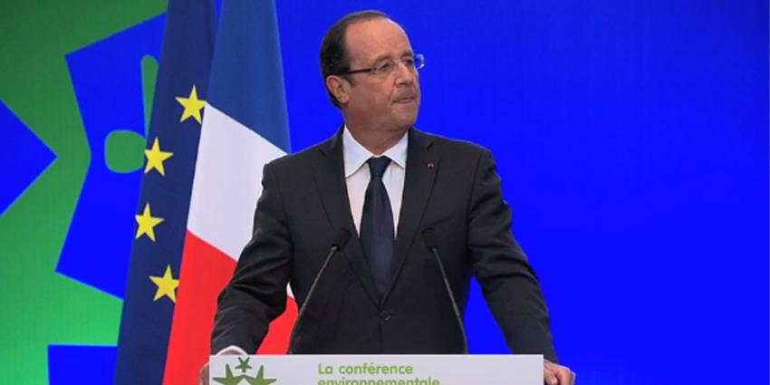 foto van Hollande | french government