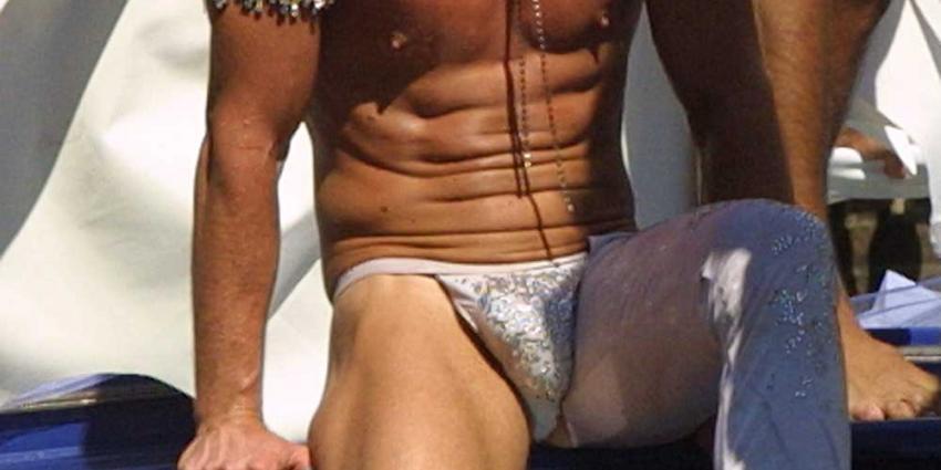 Foto van homo mannen gay pride | Archief EHF