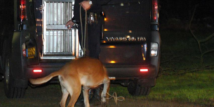 hond-politie-speuren