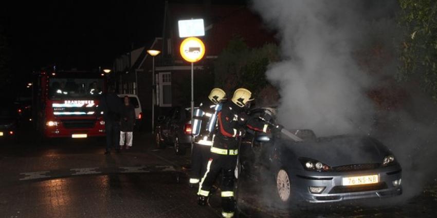 Foto van autobrand Hoogeveen | Henk Brunink