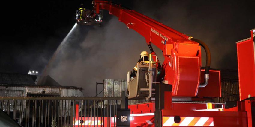 hoogwerker-autoloods-brand