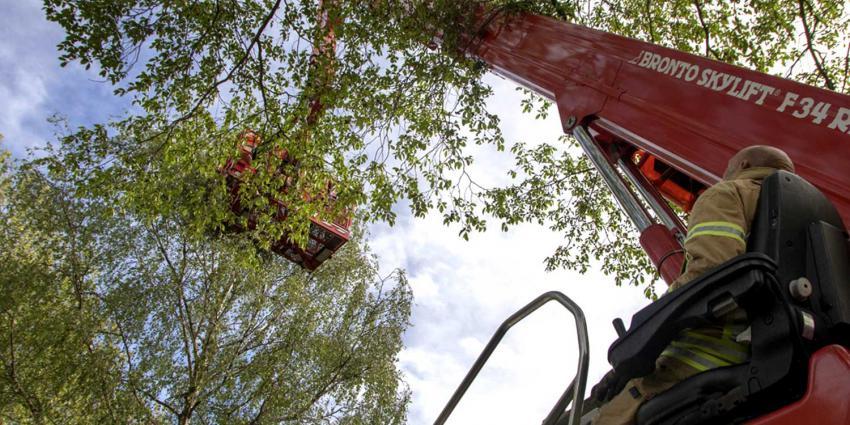 hoogwerker-boom-brandweer