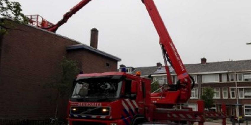 Brandweer helpt politie in onderzoek dood krantenbezorgster Rotterdam
