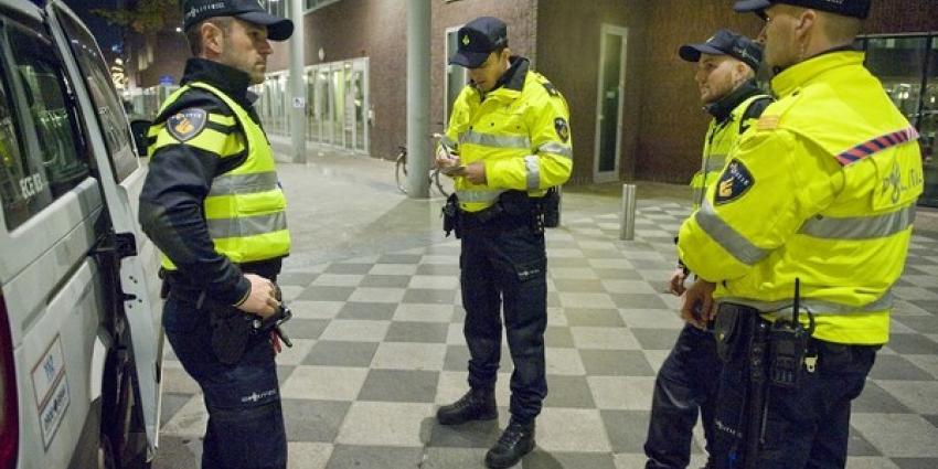 Politie zondag druk met steekincidenten in Drachten, Schiedam en Eindhoven