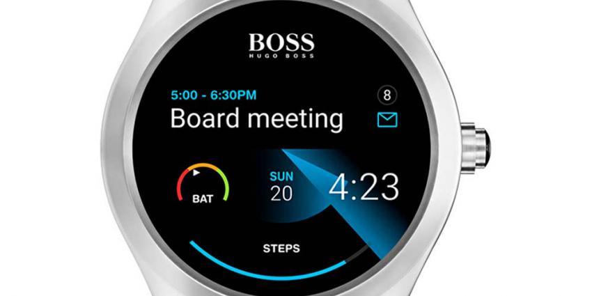 Horloge versus smartwatch