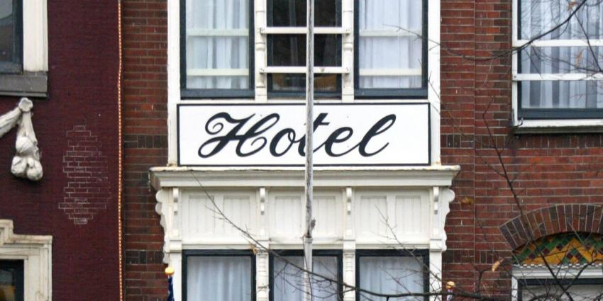 Bezettingsgraad Amsterdamse hotels in top drie Europa