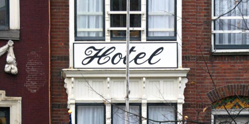 Steeds meer hotelovernachtingen
