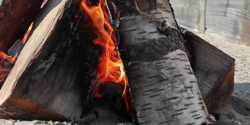 hout-vuur