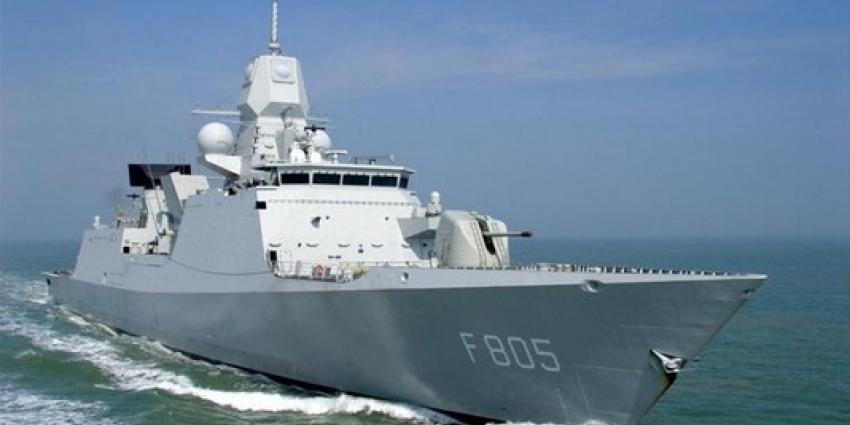 Nederlands fregat wordt vlaggenschip NAVO