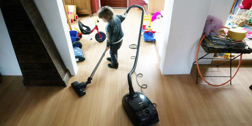 Maandag blijkt populairste dag om schoon te maken