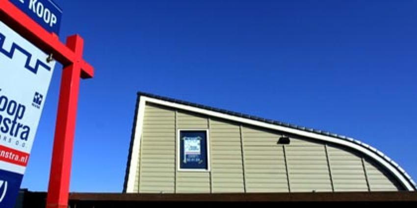 NVM: Transactiegroei woningmarkt is eruit, prijzen blijven hoog