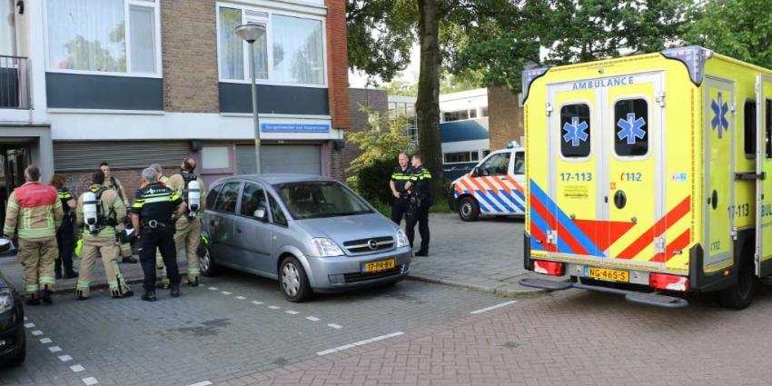 Meerdere mensen onwel door koolmonoxide in flat Schiedam