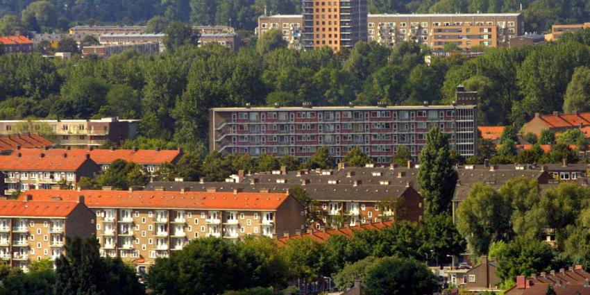 woningen en flat