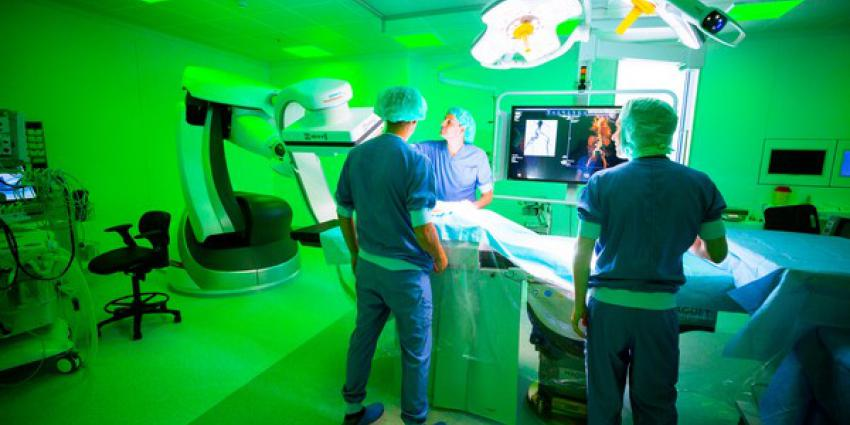 MMC biedt gehele palet aan nieuwste operatietechnieken