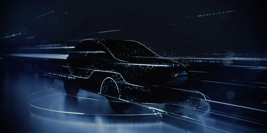 Teaserfoto en video vrijgegeven van Hyundai KONA Electric
