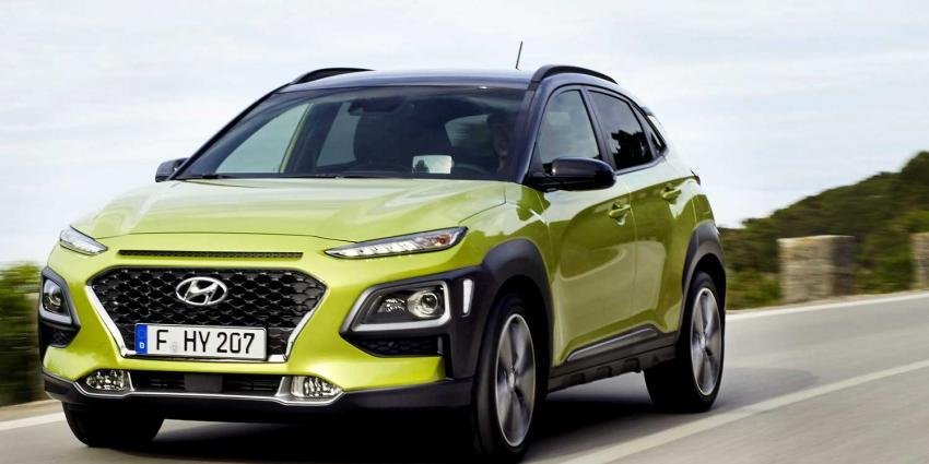 Publieksdebuut 3 nieuwe Hyundai's op IAA Frankfurt
